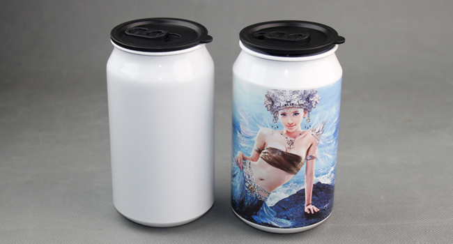 500ml Sublimation Cola Can for Printing