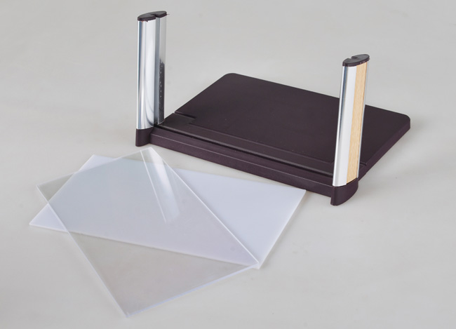 Folding Sign Holders Top Load Table Tent Menu / Card Holders