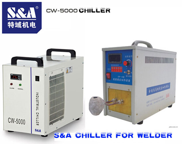 cw-5000chiller for welder