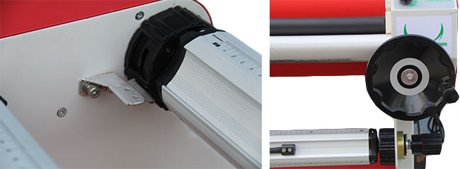 Economical Full - auto Low Temp Wide Format Cold Laminator Details