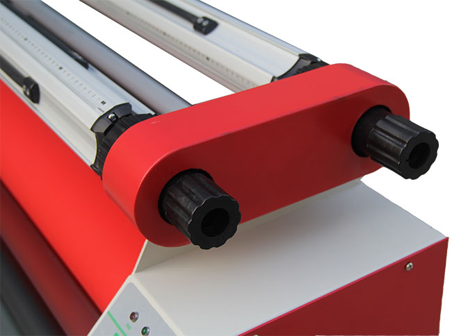 Economical Full - auto Low Temp Wide Format Cold Laminator Details 2