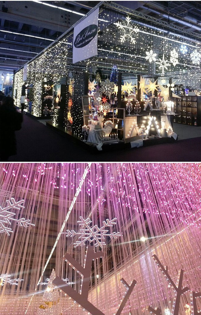 LED Bulbs Party Bright Fairy String Lights DIY Lamp