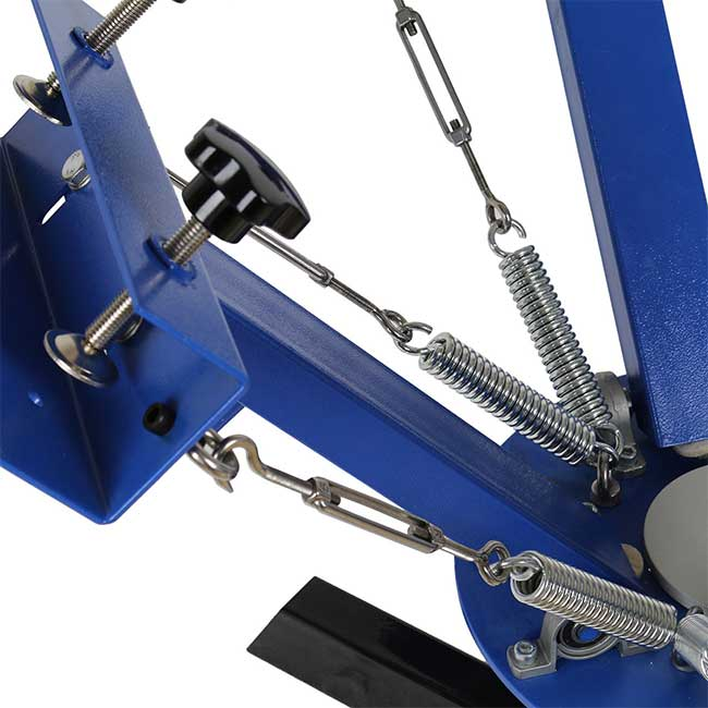 silk screen printing press machine