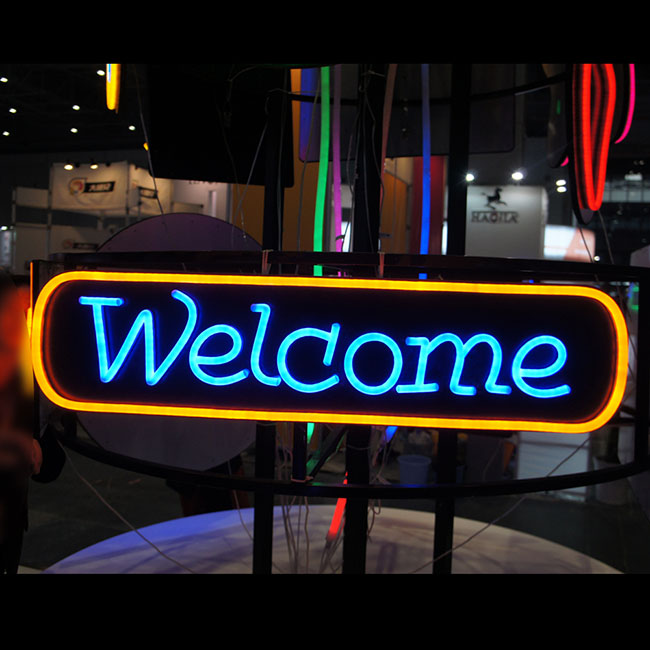 SMD 2835 7.14CM Cut Flexible LED Neon Lights 24VDC Waterproof Outdoor Advertising Signs, Decorative Soft Light(Size 8 x 15mm)