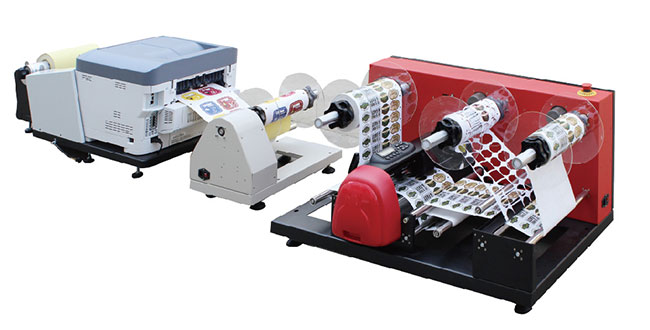 Label Cutter - Printing & Cutting Solution
