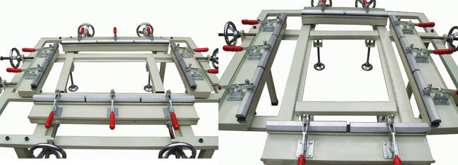 Manual Screen Stretching Machine Screen Printiing Stretcher