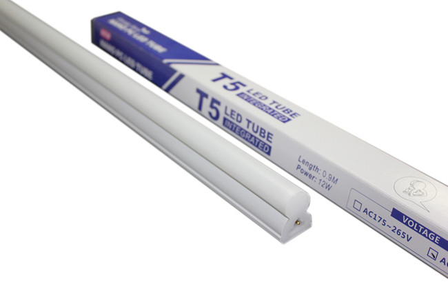LED Tube T5 15W 120cm Nano-Plastic 240° Rotation for Light Box