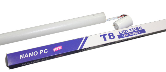 LED Tube T8 14W 90cm Nano-Plastic 240° Rotation for Light Box