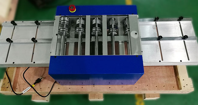 Ving Automatic Flanging Machine Flanger for Metal Channel Letter Making(Flang Right Angle)