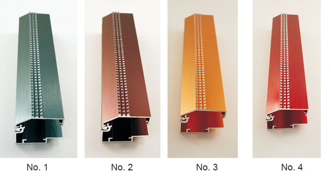 20sets/Pack 4cm Wide, 31mm Thick, Single Side Ultra-Thin Lamp Box Carved Profiles, Advertising Light Box Profiles