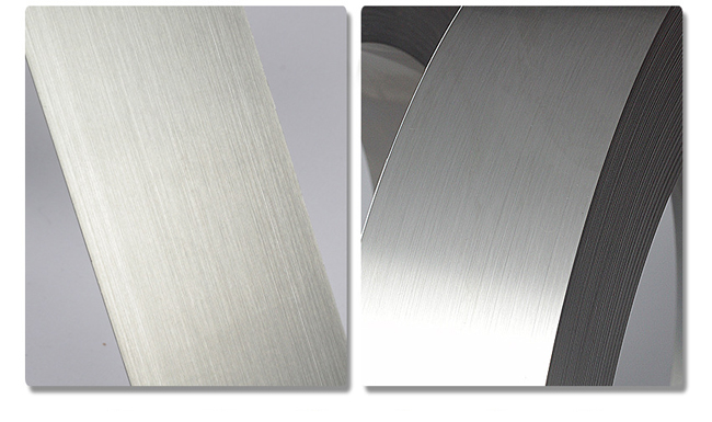 Flat Stainless Steel Brushed Silver Coil for Channel Letter Sign Fabrication Making, 201 Model
