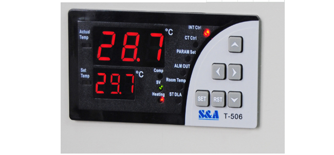 Máy làm lạnh nước công nghiệp S & A CW-FL-800AN để làm mát 800W sợi Laser, 1.44HP, AC 1P 220V, 50Hz