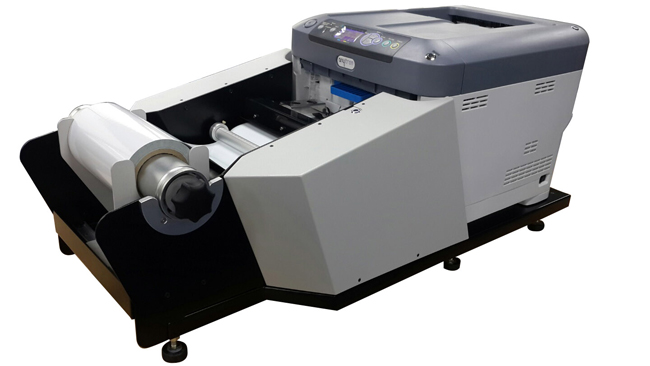 Label Printer Coil Laser Printer - Printing & Cutting Solution