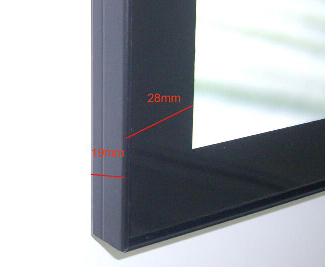 Single-side LED Magnetic Slim Light Box (Without Printing)