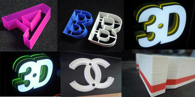 Channel Letter 3D Printer ...