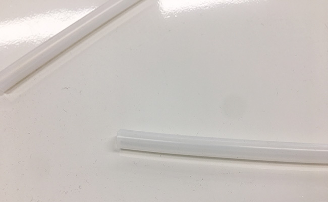 White Silica Gel Tube for Laser Cutter Cutting Machine