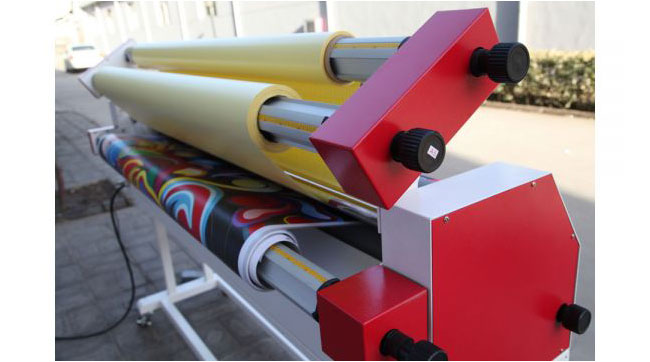 Roll Glossy Cold Laminating Film