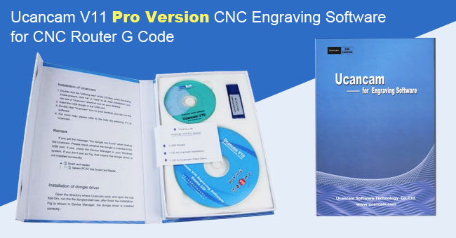 CNC Engraving Software for CNC Router G Code