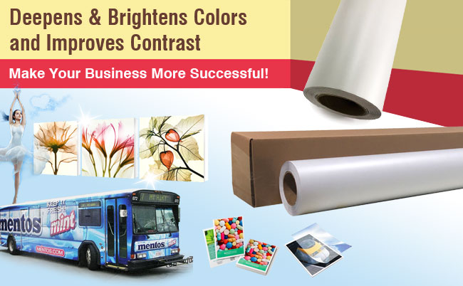 Glossy Cold Lamination Film