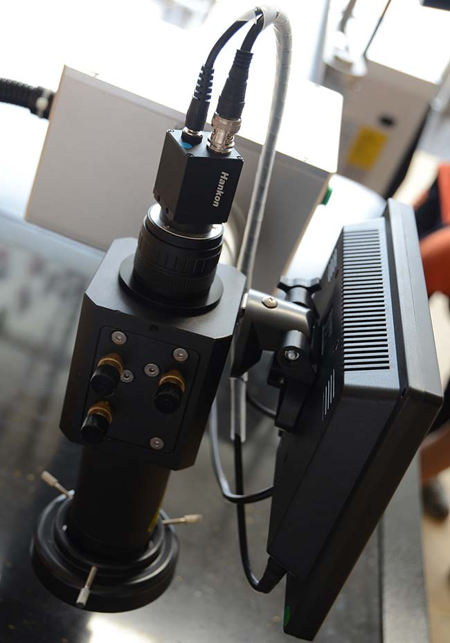 Hand-held Fiber Laser Welding Machine Details