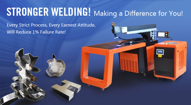 300W Hand-held Fiber Laser Welding Machine