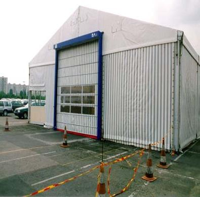 "98.4""(2.5m) Coated Tarpaulin(610-1000*1000-20*20)"