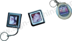 1.1-Inch Delicate Digital Photo Frame