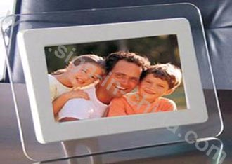 7 Inches Multifunctional Digital Photo Frame