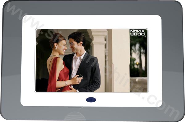 8 Inches Multifunctional Digital Photo Frame