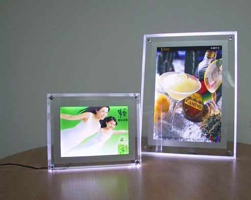 Crystal Battery Light Box-6 Inches