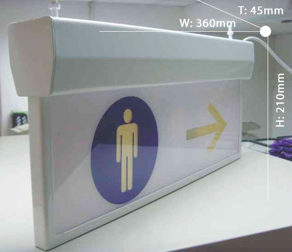 Directional signboard 031