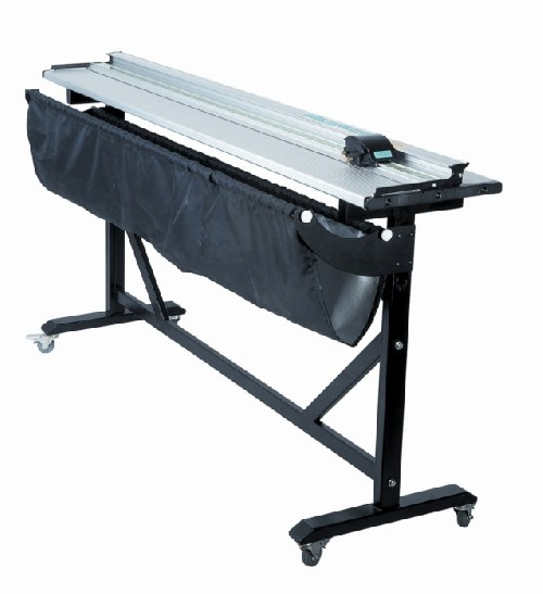 60 Inch Large Format Rotary Paper Trimmer with Support Stand