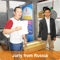 Juriy from Russia