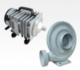 Air Pump Air Exhaust Blower & Accessories