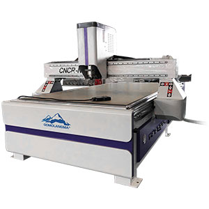 Qomolangma Ad and Woodworking CNC Router Machine