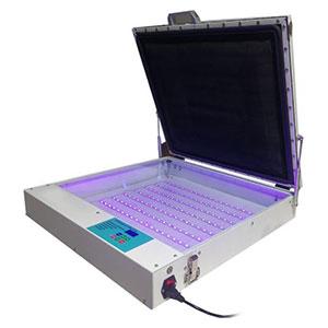 Qomolangma Tabletop Precise 20″ x 24″ 80W Vacuum LED UV Exposure Unit
