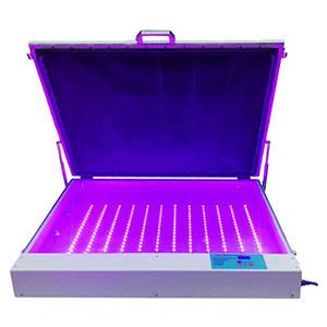 Tabletop Precise 24.8″ x 32.6″ 120W Vacuum LED UV Exposure Unit
